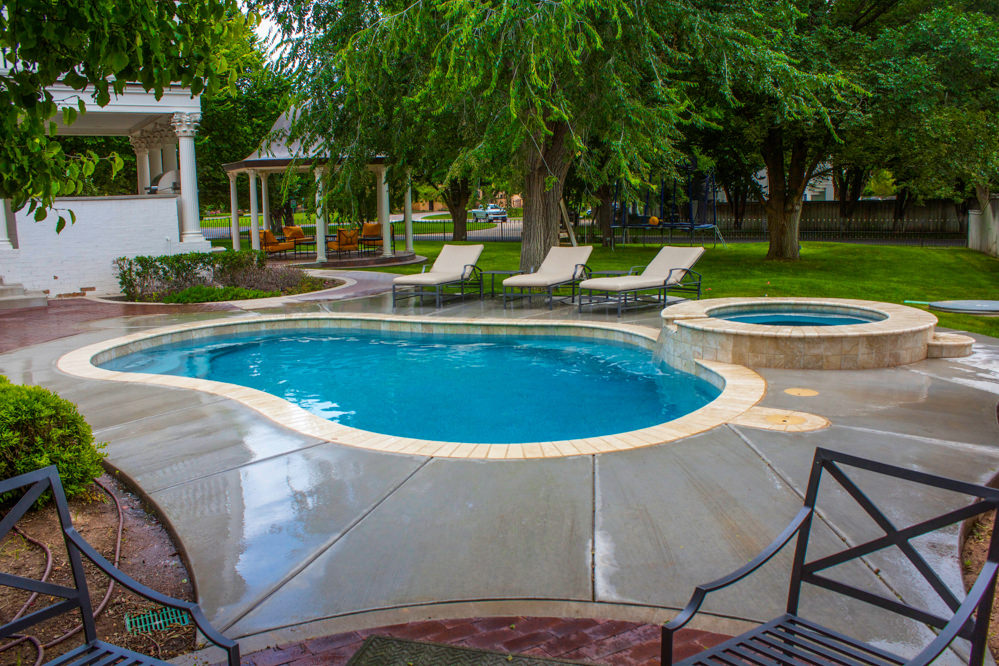 Texas pools and spas pool concepts amarillo custom for Best pool design 2015